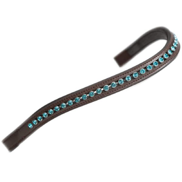 Shires Aviemore Large Diamante Browband